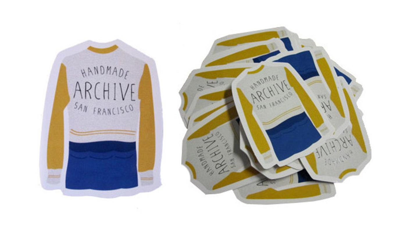 Archive Bags: Sticker Packs