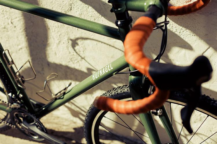Beautiful Bicycle: Jesse's Hufnagel Cross
