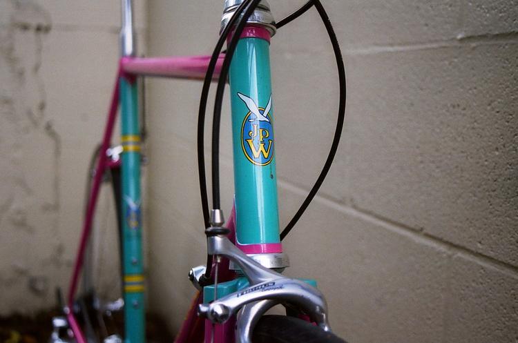 Beautiful Bicycle: Jake Ricker's JP Weigle Road