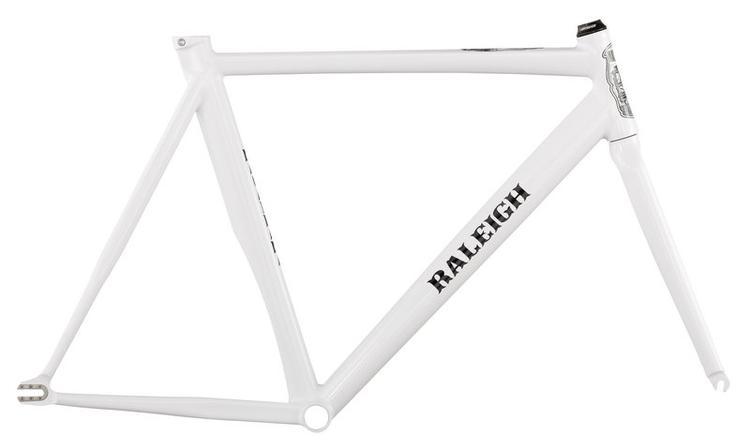 Raleigh Bicycles: 2013 Macaframa Track Frame