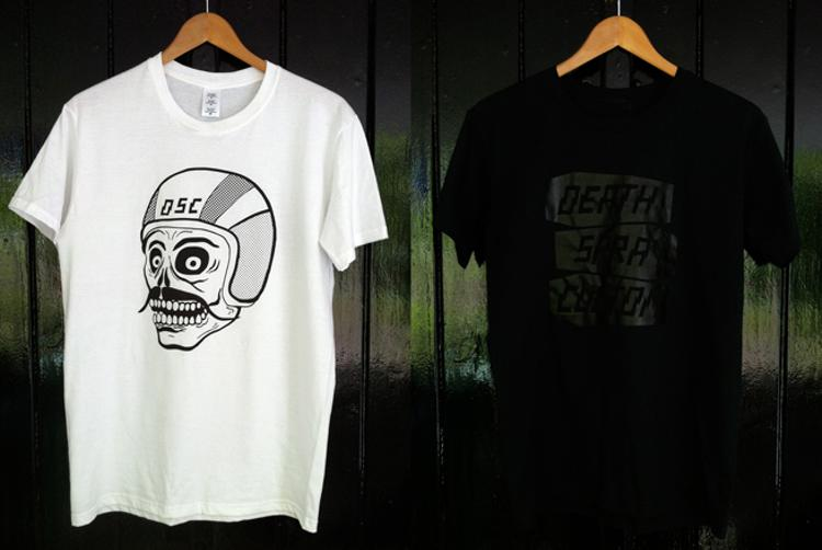 Death Spray Custom: New Shirts