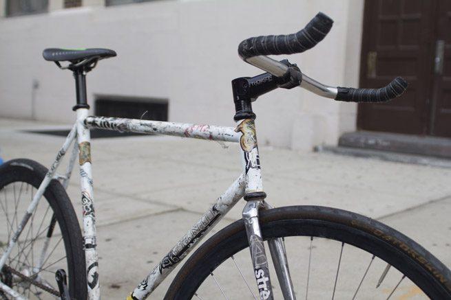 premium rush bike