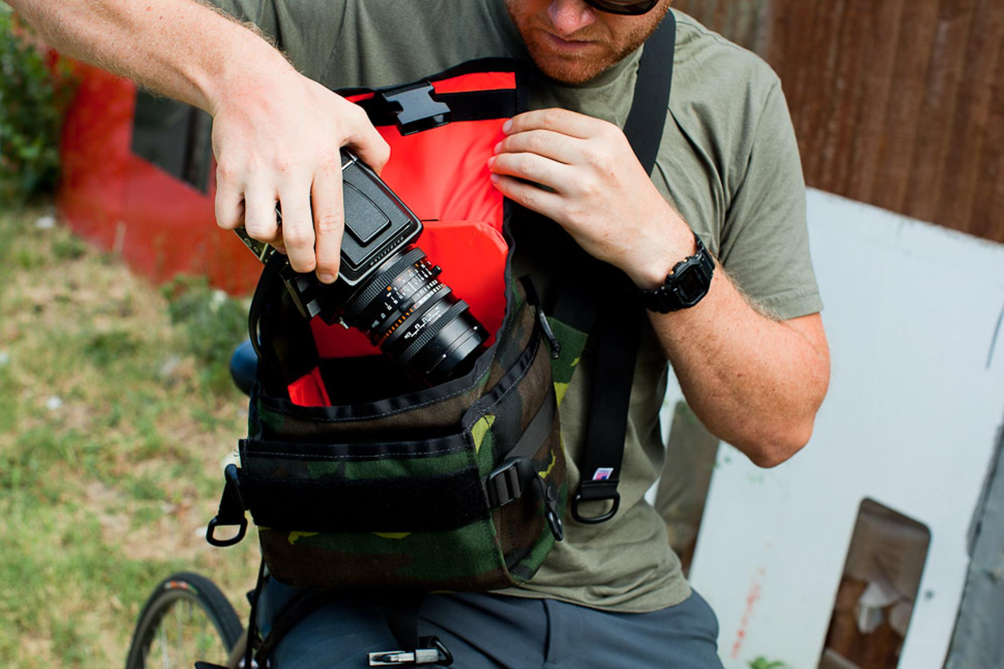 Product Review: Inside Line Equipment's Photo Bag Mini