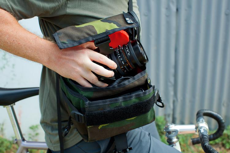 Inside Line Equipment's Photo Bag Mini