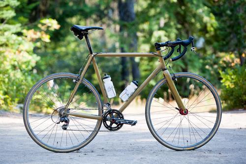 Beautiful Bicycle: Ty's Hufnagle Cross