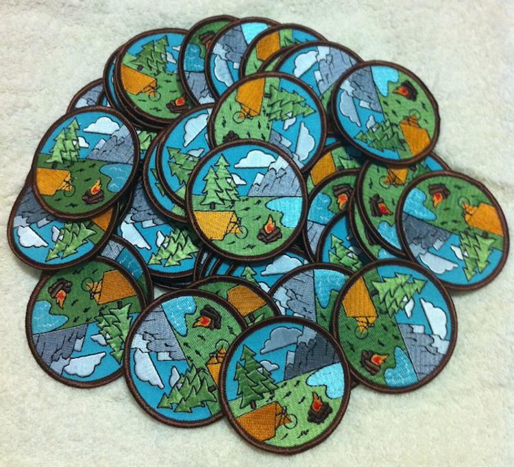 Spoking Fun: New Patches