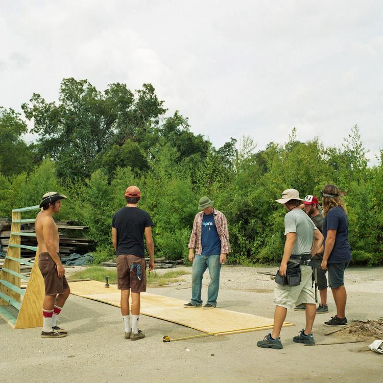 2012 Texas Toast Jam Progress