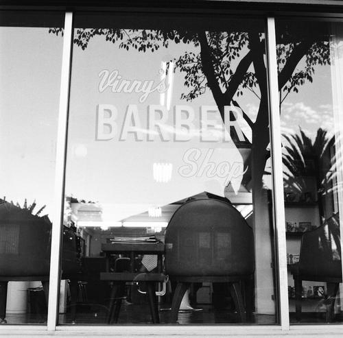 Riders: Omar the Barber and Vinny's Barbershop