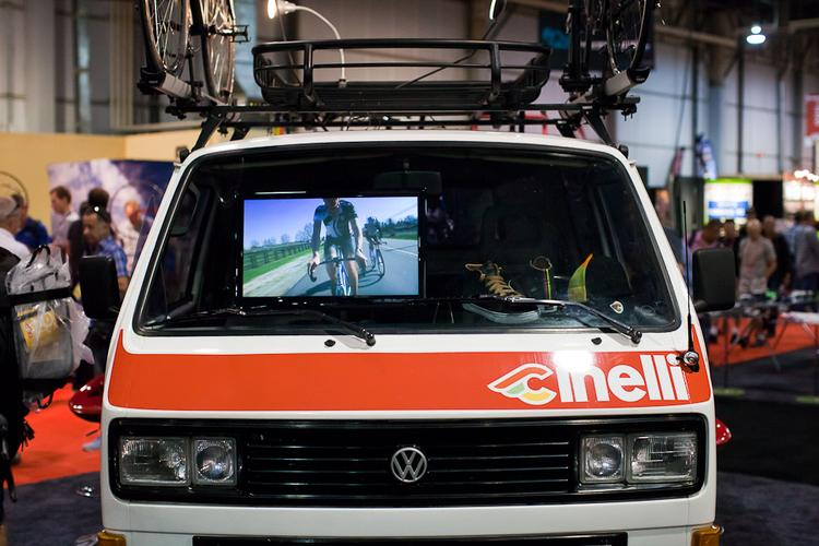 Interbike 2012: Cinelli