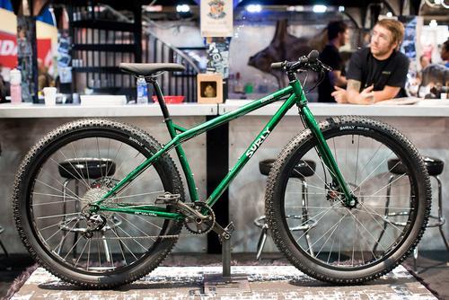 Interbike 2012: Surly Krumpus 29+