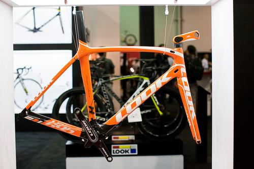 Interbike 2012: LOOK