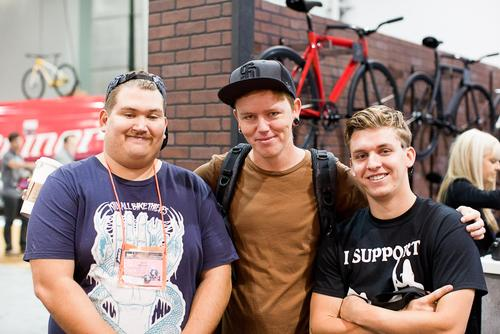 Interbike 2012: Dudes