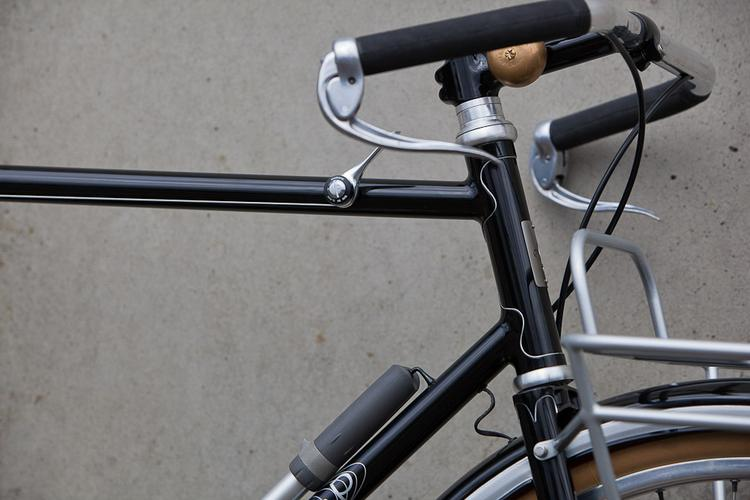 Map Porteur 650b Disk-ville City Bike