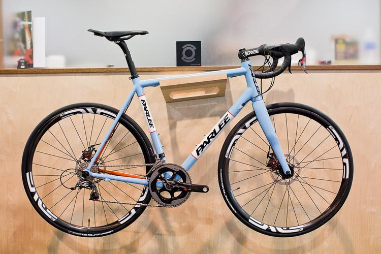 Interbike 2012: Parlee Introduces the Z0 Road Line and Disk Road