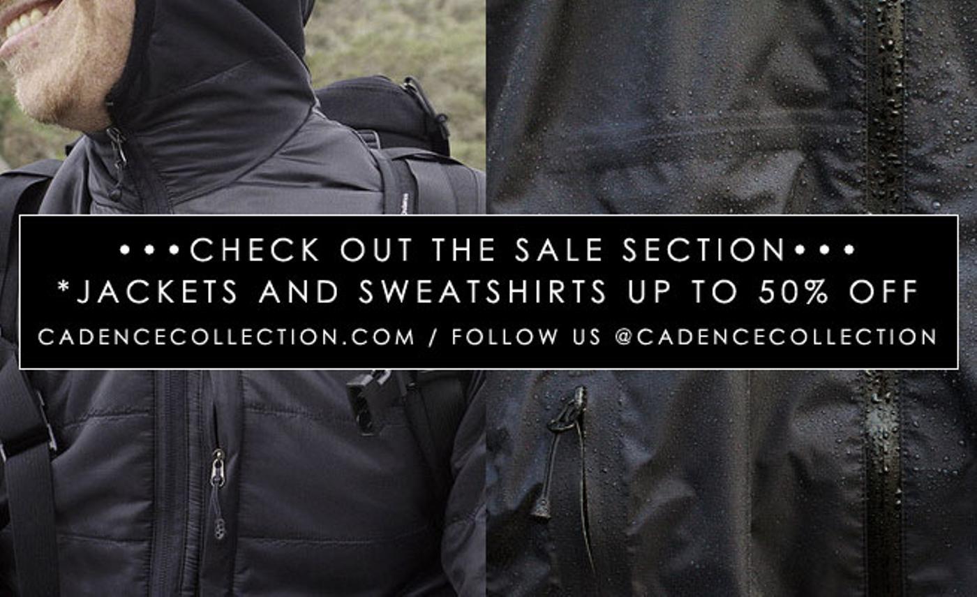 Cadence: Jackets and Sweaters Sale