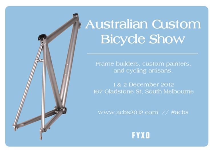 Australian Custom Bicycle Show