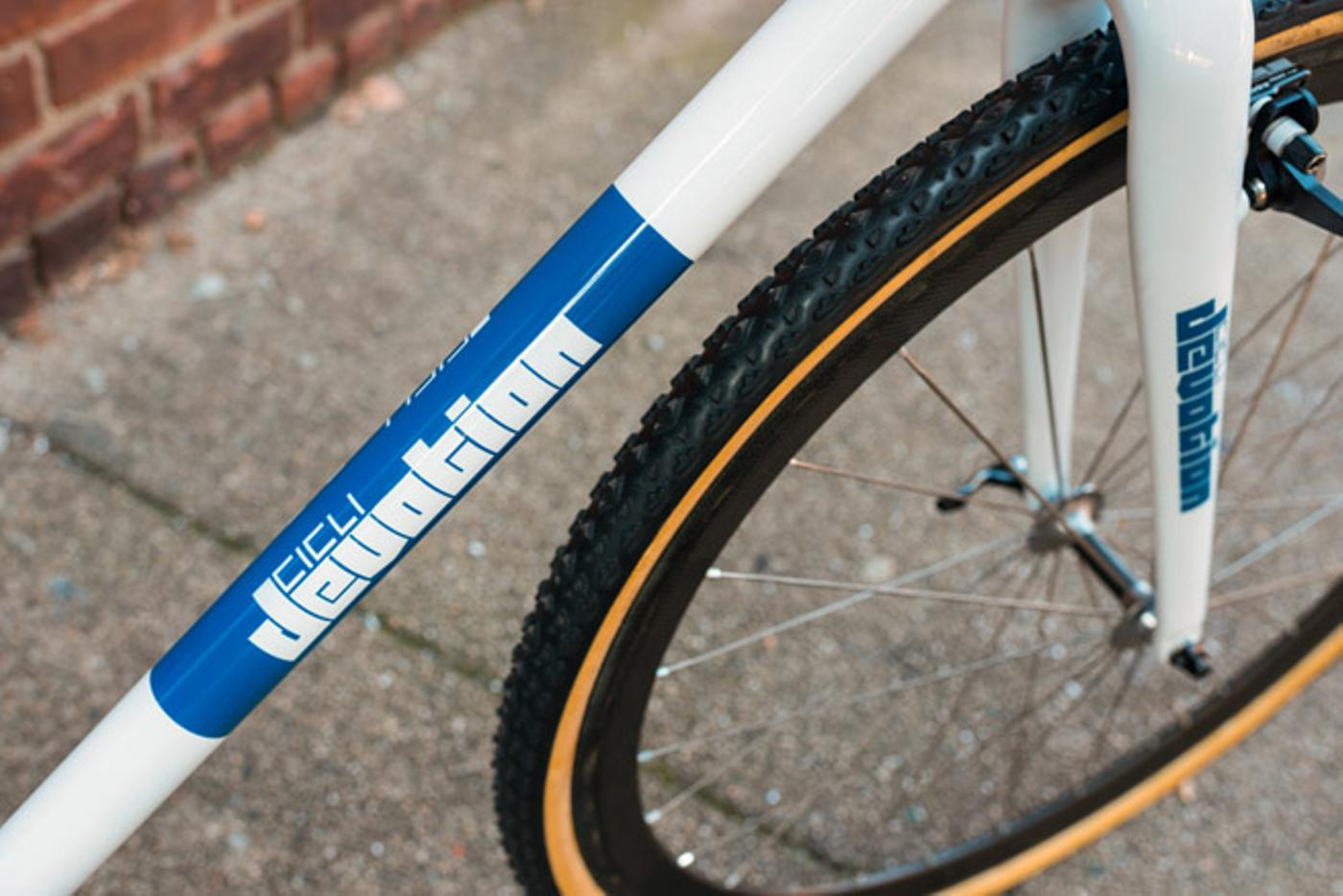 Beautiful Bicycle: The Cicli Devotion Team Cross Bike by Seth Rosko