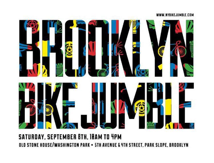Brooklyn Bike Jumble This Weekend