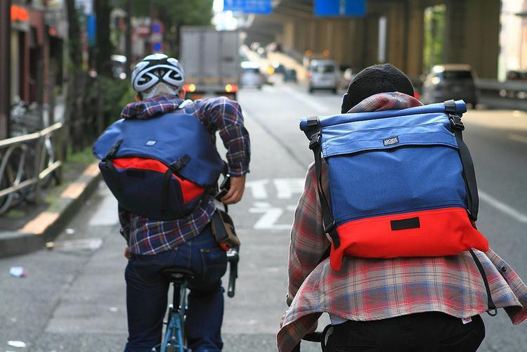 Blue Lug Loves Archive Bags