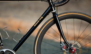 Beautiful Bicycle: Eric's Black Cat Disc Road
