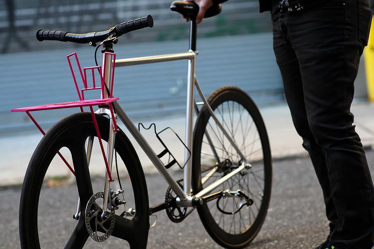 Photoset Re-Up: Cycling WMD's Hail Satan Porteur
