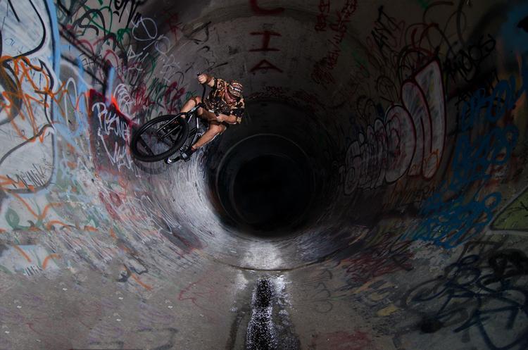 Rec Fail: Gus Molina Full Pipe by Dave Beard