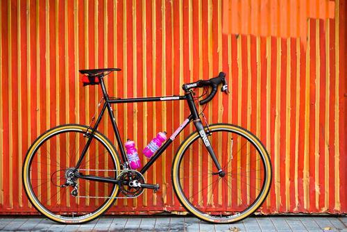 Beautiful Bicycle: My Geekhouse Team Mudville Cross
