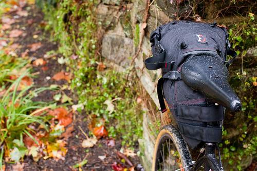 Viscacha saddle bag