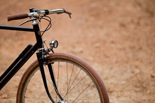 Beautiful Bicycle: Jordan Hufnagel's 650b Dirt Porteur