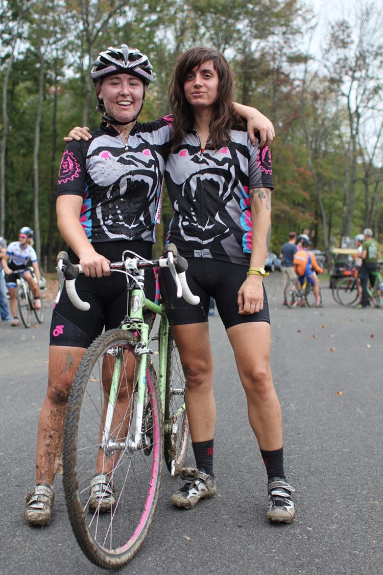 King Kog's Ladies Cross Team
