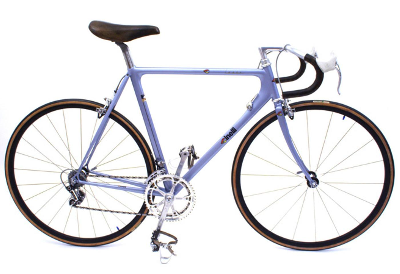 eBay Gem: 1985 Cinelli Laser Road