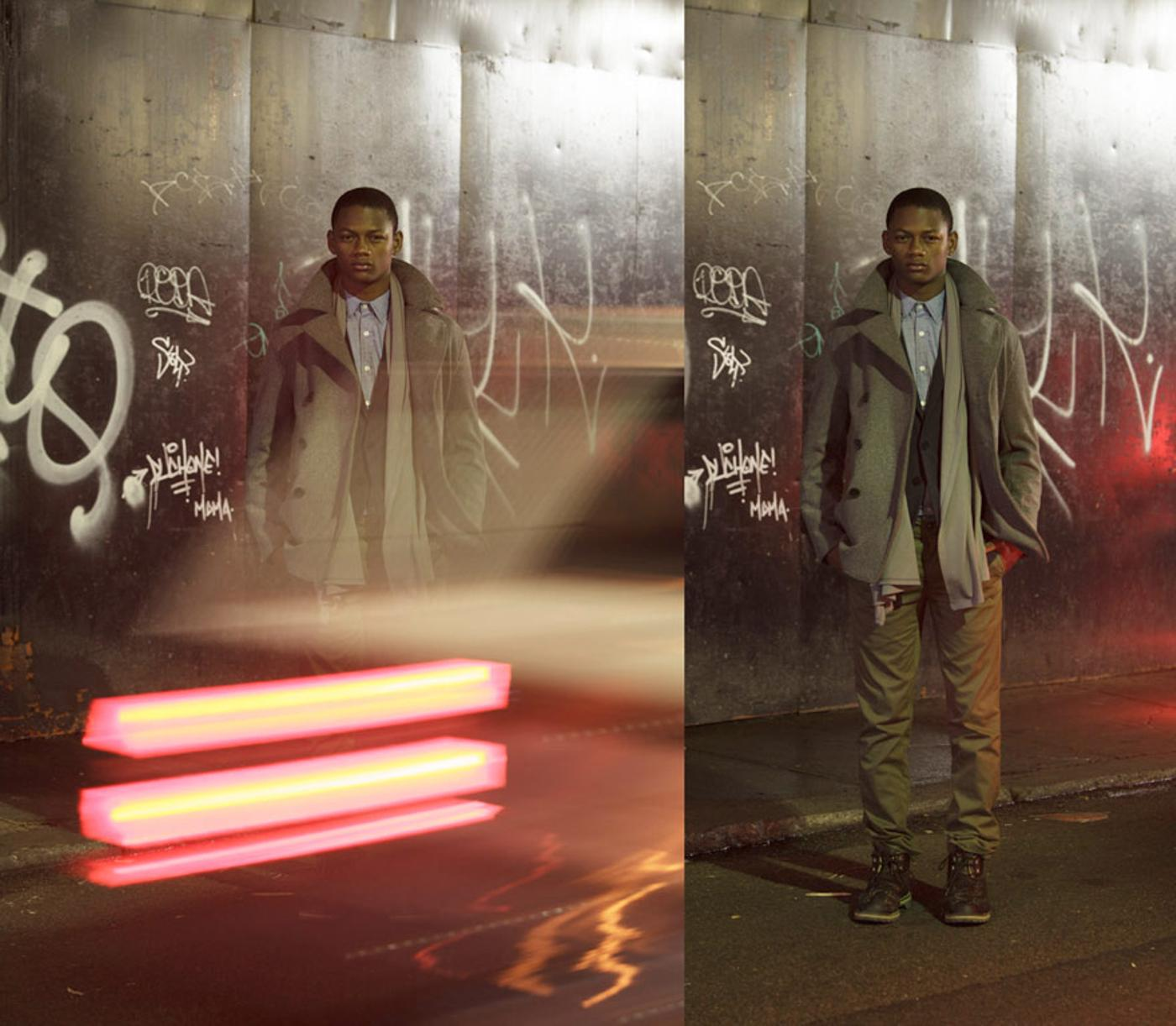 Outlier Fall 2012: Layers, Movement and Light