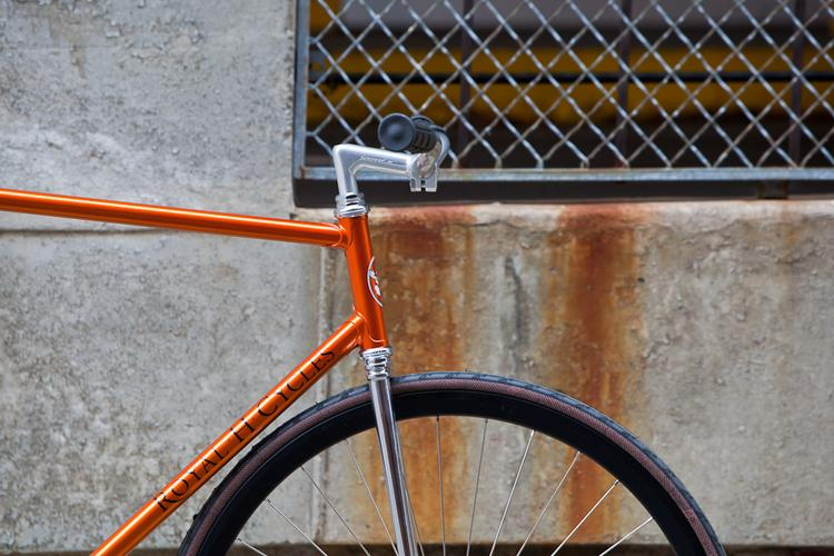 Royal H Cycles Fixed Gear