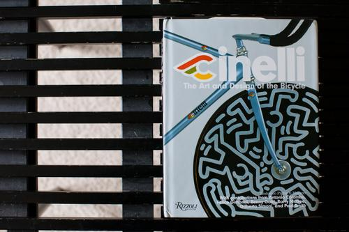 Hardcover: Cinelli The Art and Design of the Bicycle