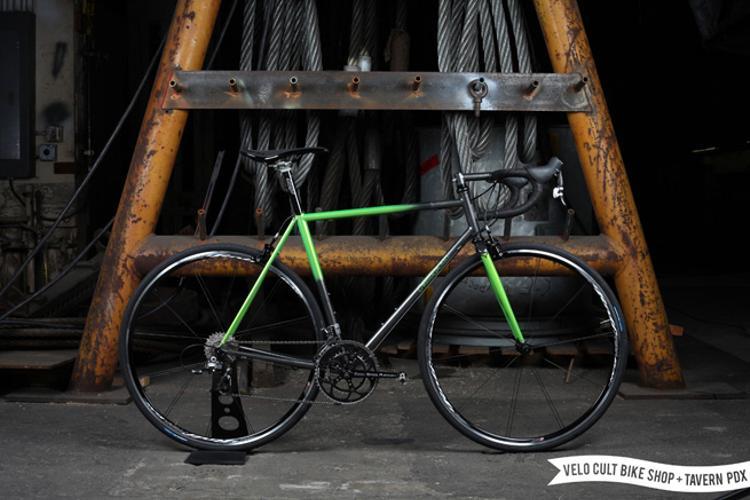 Velo Cult: Oregon Handmade Bike Show Portraits