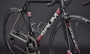 Guest Gallery: Baum Cycles Corretto Rapha Gazzet Paper for ACBS