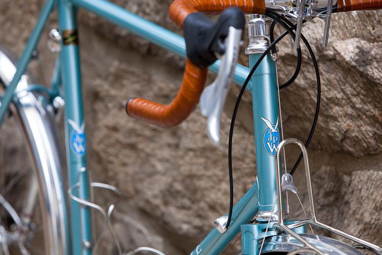 J.P. Weigle Randonneur Bike