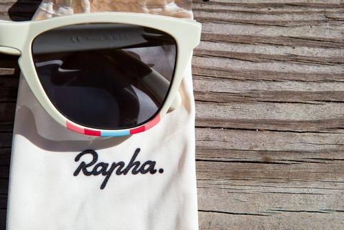 The Team Rapha Focus Oakley Frogskins Auction