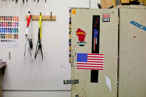 Shop Visit: Ruckus Components - Remade in the USA
