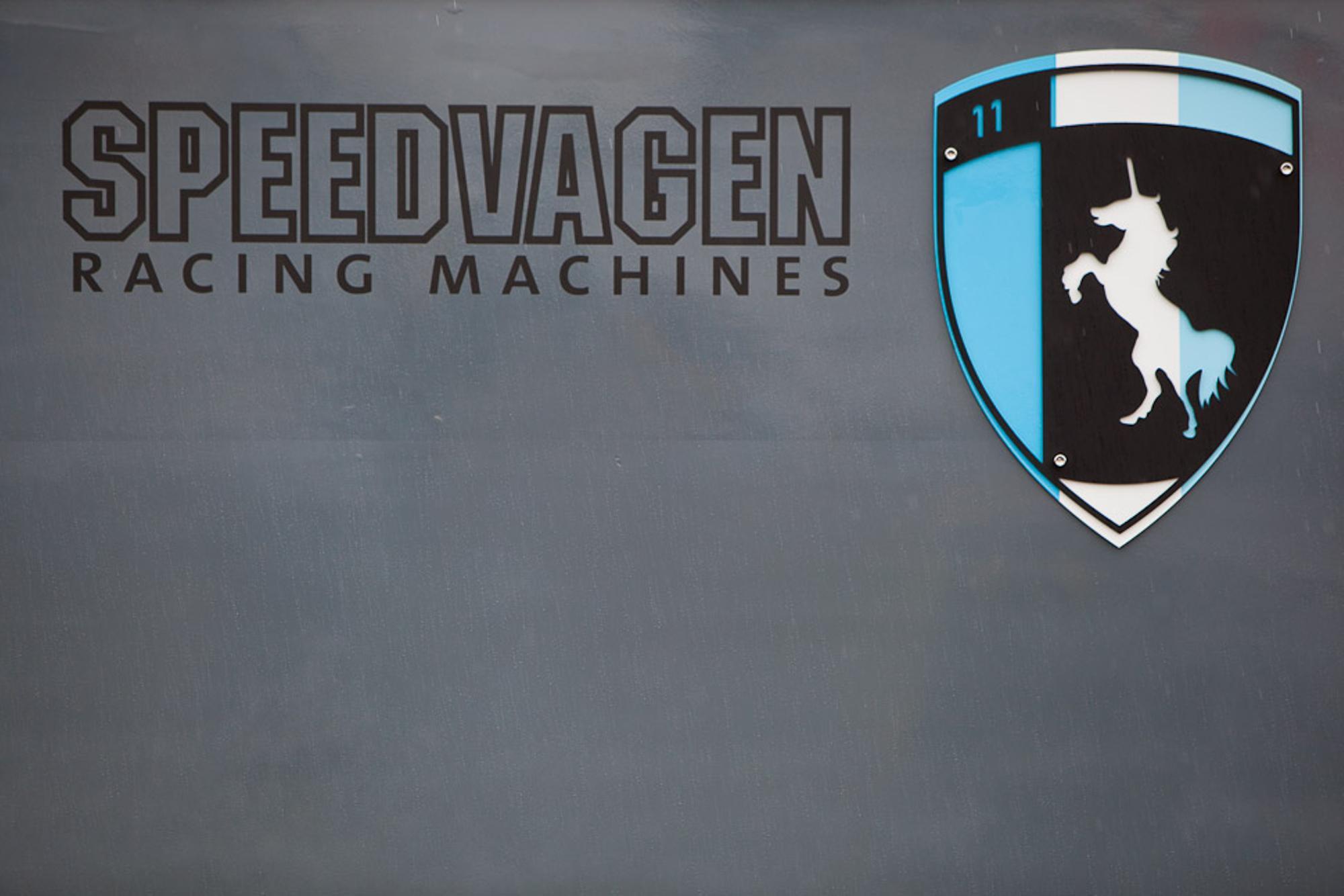 The Speedvagen Tank