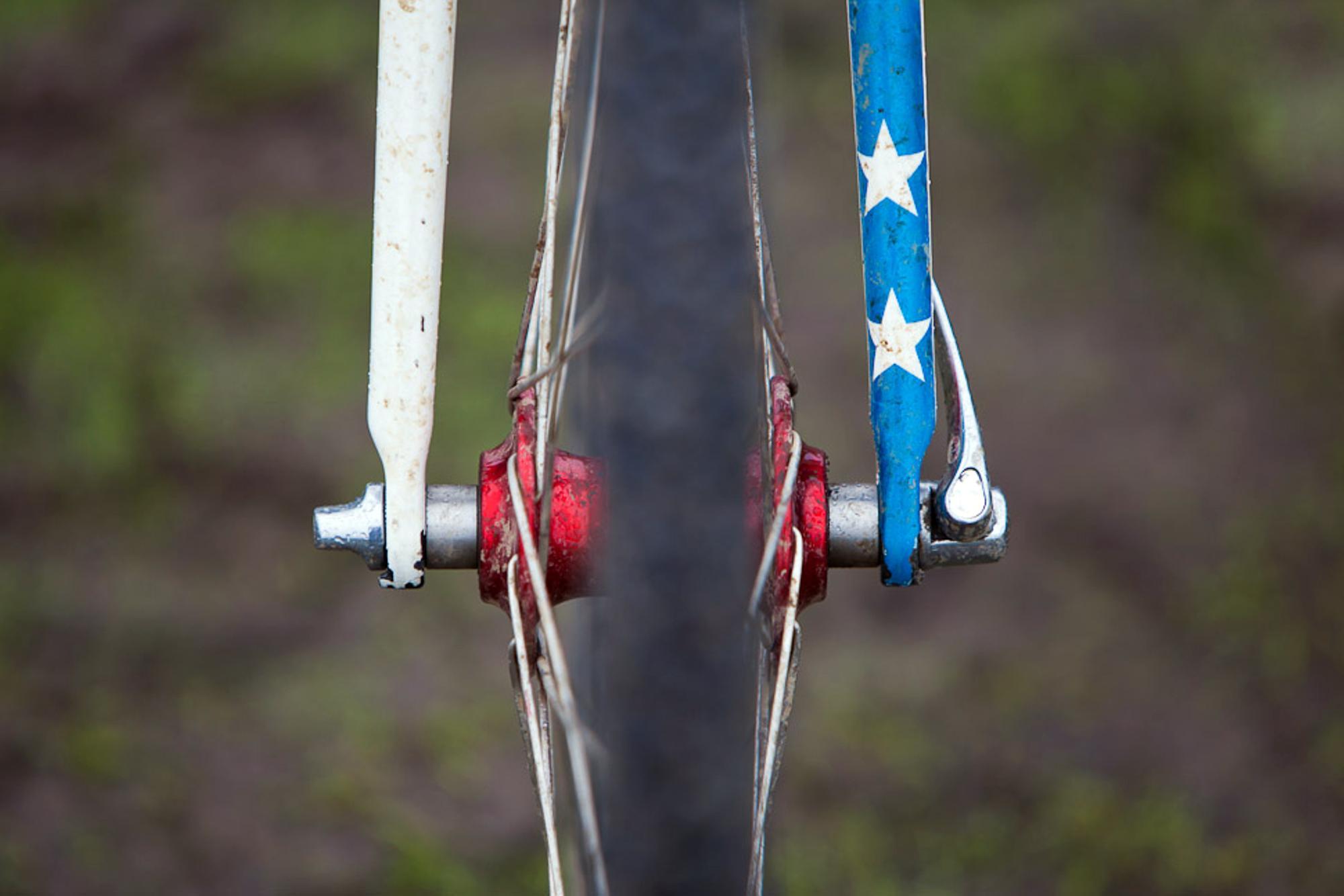 Beautiful Bicycle: Tom's 2008 Speedvagen Cross Machine