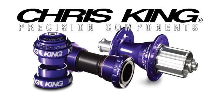 Chris King: Purple Components in Stock