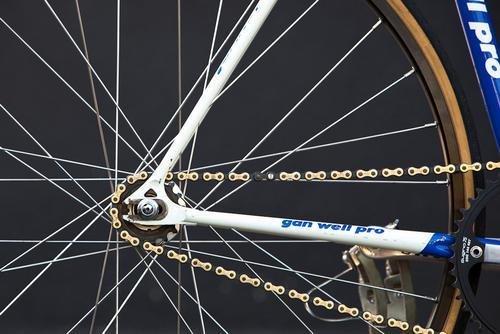 Beautiful Bicycle: Gan Well Pro Track