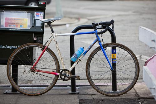 Beautiful Bicycle: Jeff's All City Nature Boy Zona