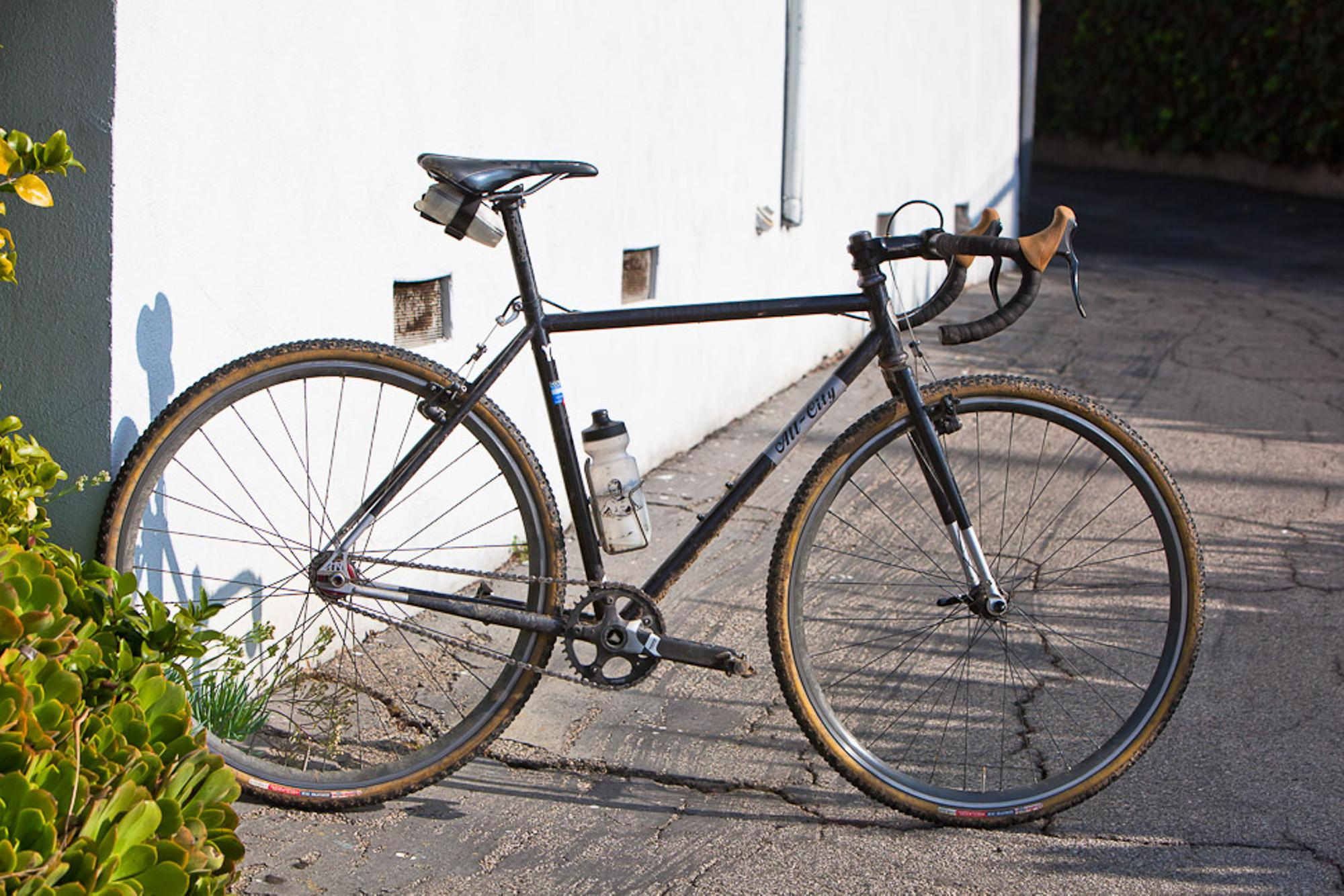 Beautiful Bicycle: Kyle's Nature Boy Zona