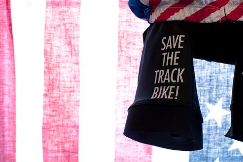 Save the Track Bike Kit