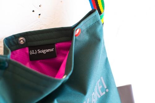 Save the Track Bike Musette