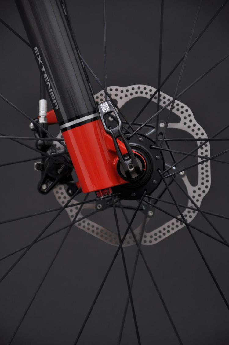 Beautiful Bicycle: Darren Baum's 650B MTB