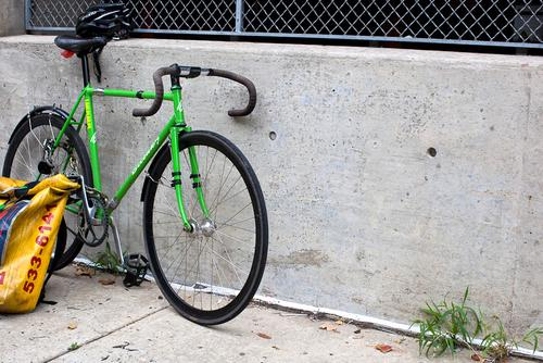 Beautiful Bicycle: Jorge's Bilenky Track