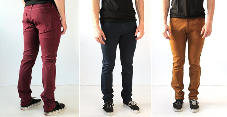 Cadence: New Twill Trousers